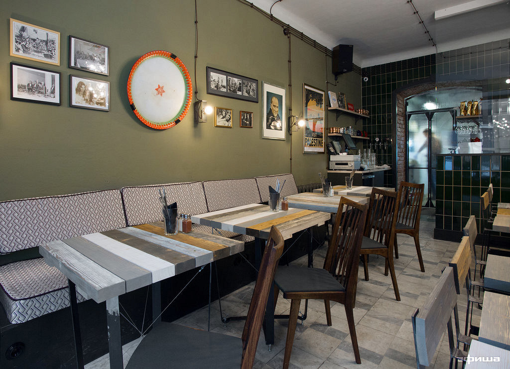 Ресторан Бейрут - фотография 7