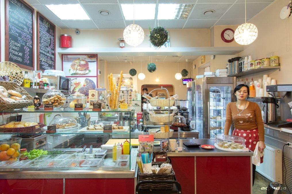 Ресторан Mary's Bagels - фотография 9