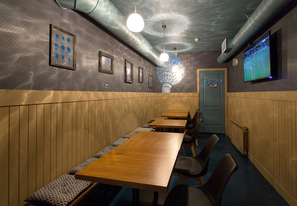 Ресторан Кройцберг - фотография 3