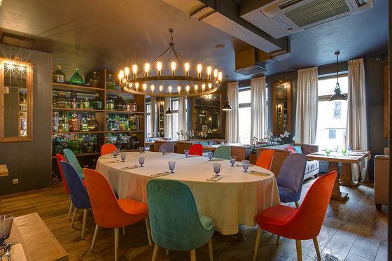 Ресторан Wcorner - фотография 14