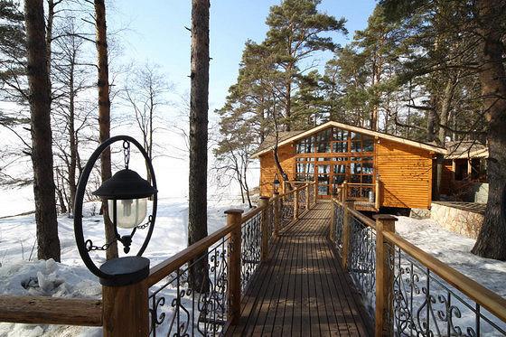 Ресторан Русская рыбалка - фотография 13