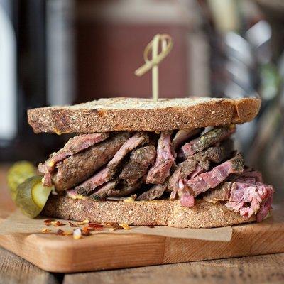 Ресторан Butcher Burger Bar - фотография 7