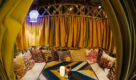 Ресторан Neft Lounge - фотография 1