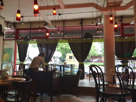 Ресторан Dadio - фотография 1