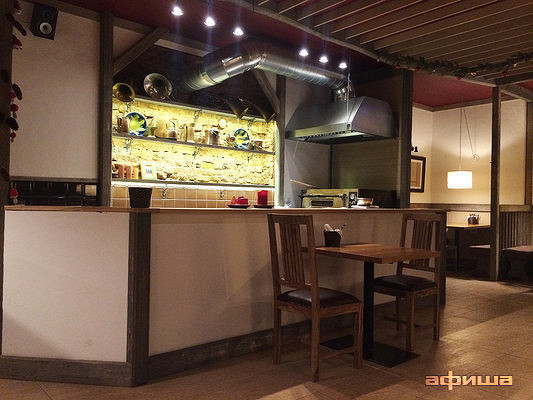 Ресторан Хачапури и вино - фотография 1