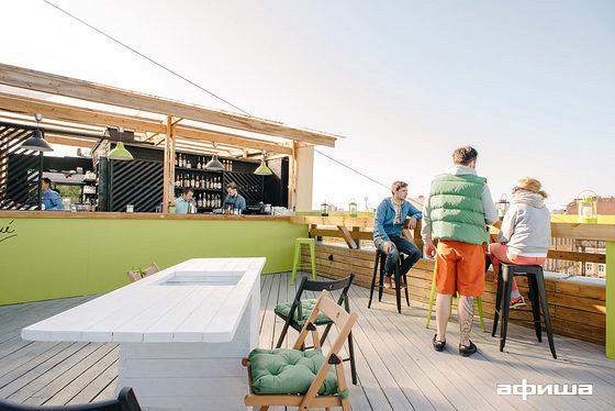 Ресторан Botanique Bar - фотография 4