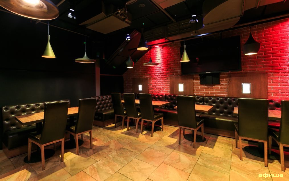 Ресторан Bar BQ Café на Пятницкой - фотография 10