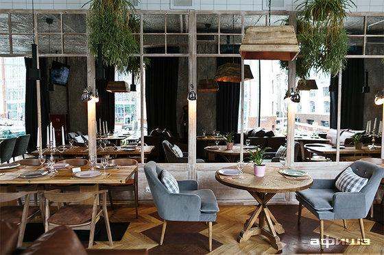 Ресторан Bon app café - фотография 6