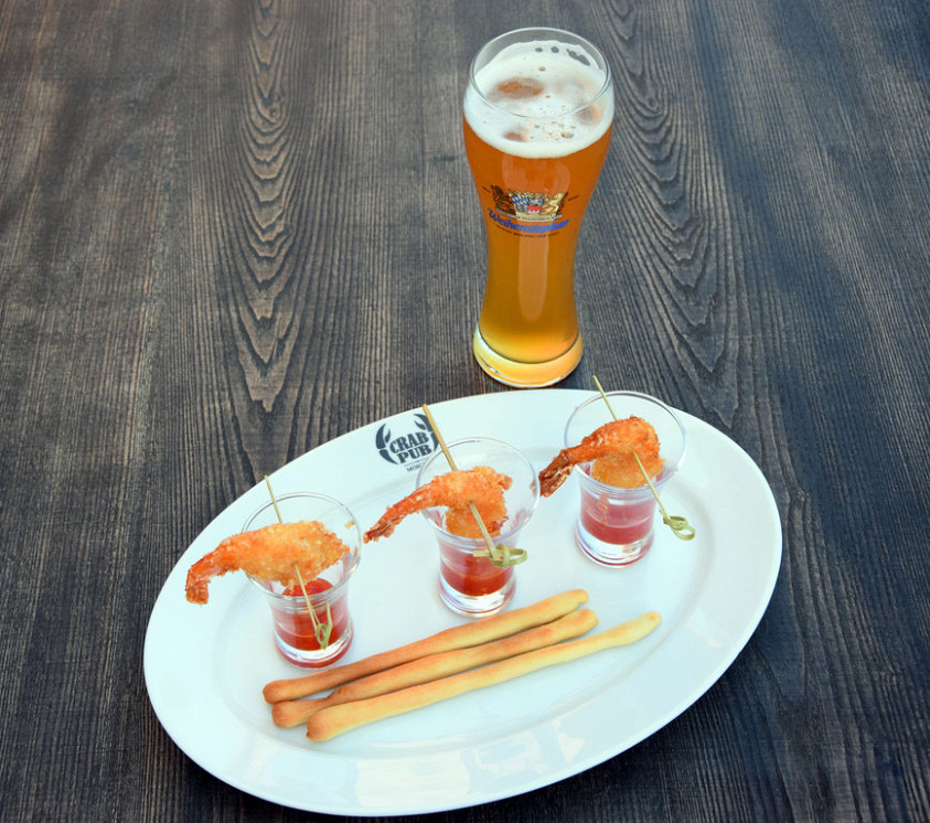 Ресторан Crab Pub - фотография 24