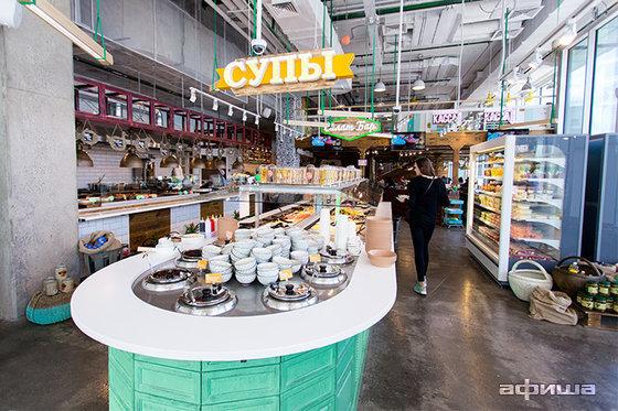 Ресторан Obed Bufet Метрополис - фотография 5