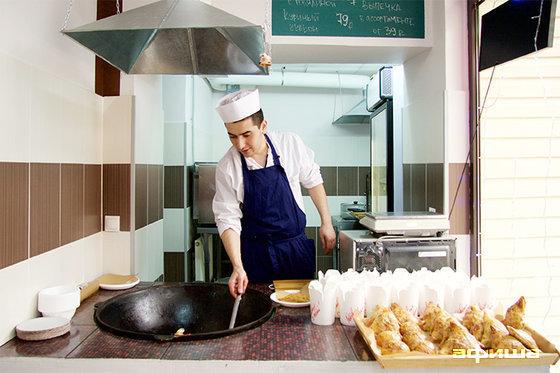 Ресторан Выпечка и плов - фотография 2