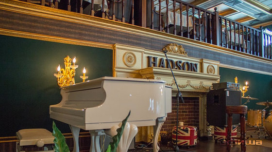 Ресторан Hadson - фотография 4