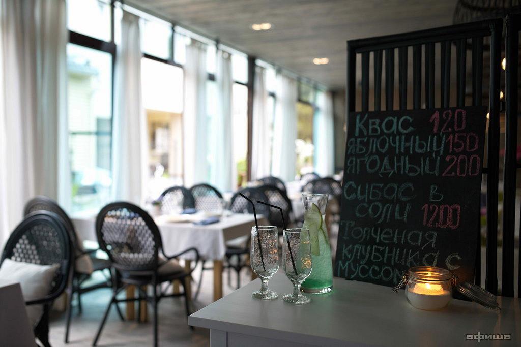 Ресторан T.B.K. Lounge - фотография 18