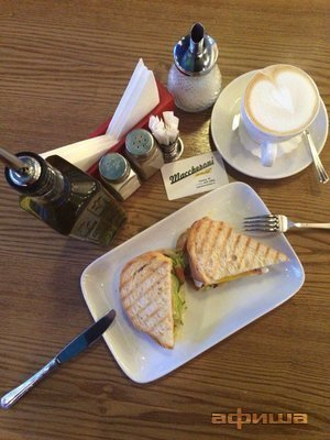 Ресторан Maccheroni - фотография 7
