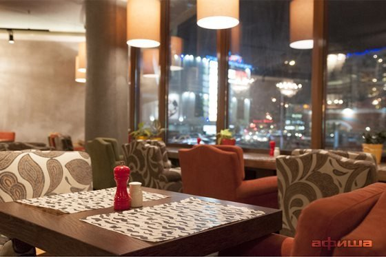 Ресторан Saperavi Café - фотография 9