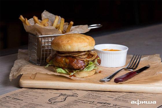 Ресторан J.P. Burger - фотография 14