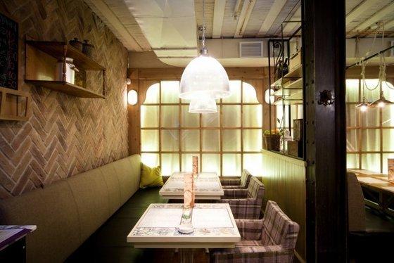 Ресторан Vinograd - фотография 8