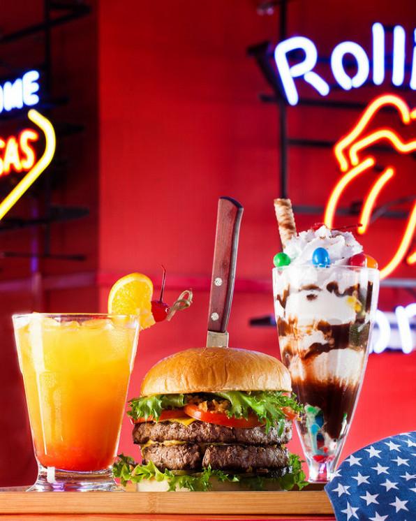 Ресторан Hollywood Diner - фотография 9