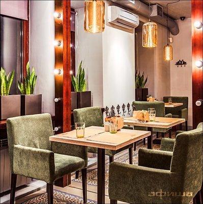 Ресторан Why Not Café - фотография 11