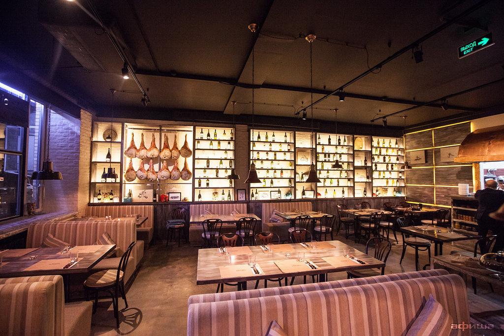 Ресторан La scarpetta - фотография 25