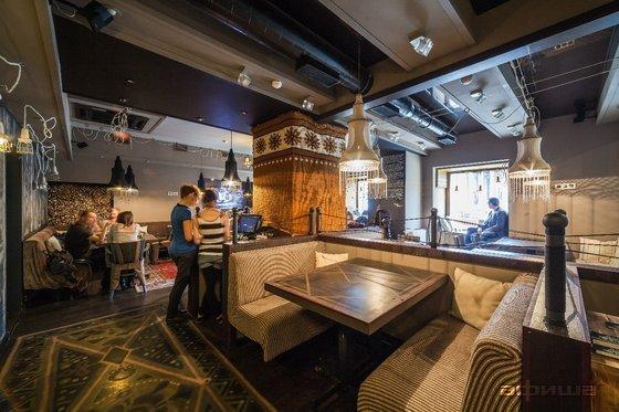 Ресторан Свитер с оленями - фотография 12