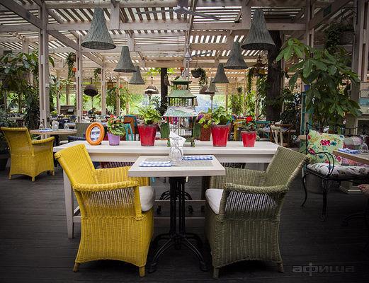 Ресторан Тетя Мотя - фотография 13