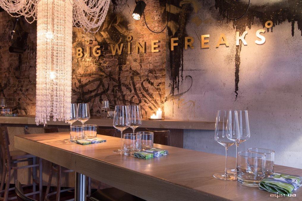 Ресторан Big Wine Freaks - фотография 21