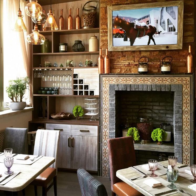 Ресторан Натахтари на Сретенке - фотография 3