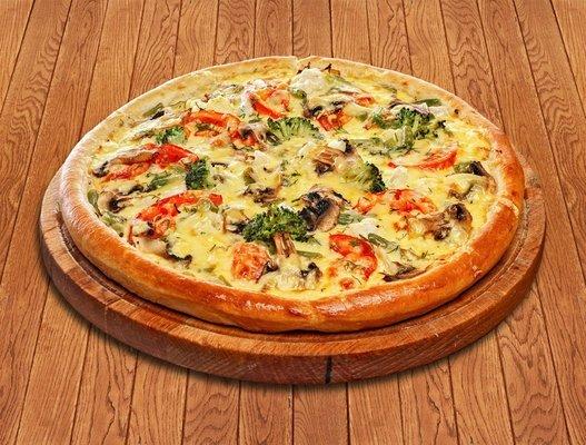 Ресторан Chikki-pizza - фотография 7