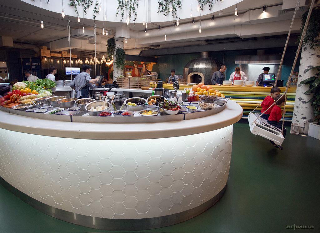 Ресторан Food Park - фотография 14