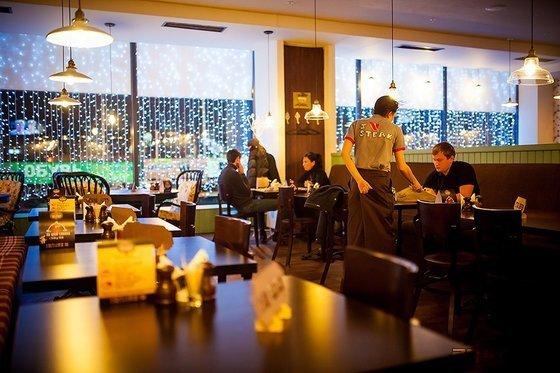 Ресторан Теленок табака - фотография 1