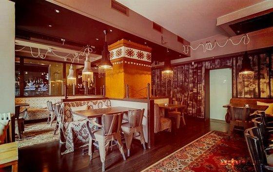 Ресторан Свитер с оленями - фотография 15