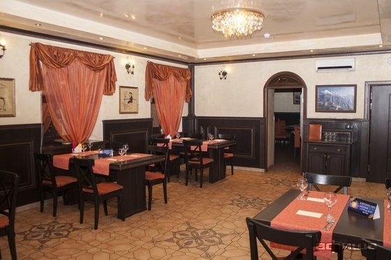 Ресторан Абрикос - фотография 8