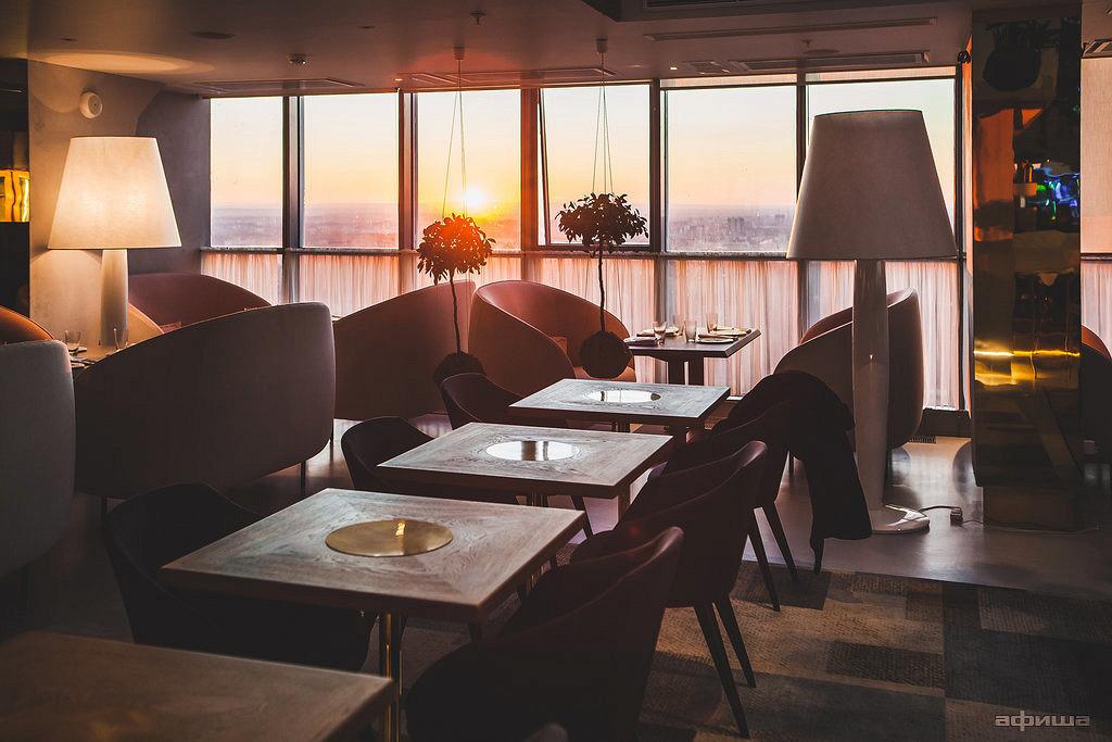 Ресторан Этаж 41 - фотография 14
