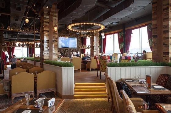 Ресторан Eshak - фотография 19