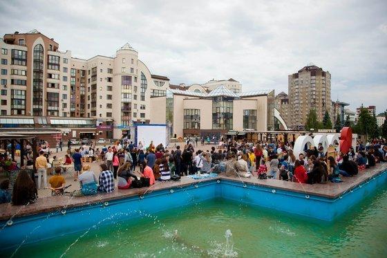 Ресторан Фудкорт на Площади двух фонтанов - фотография 2