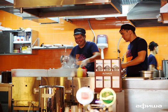 Ресторан Вот вам вок - фотография 10