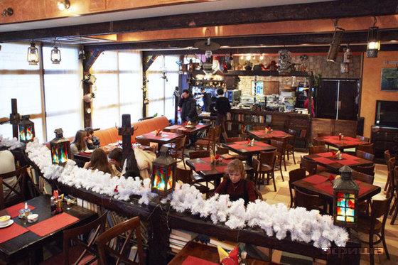 Ресторан Библиотека вкусов - фотография 18