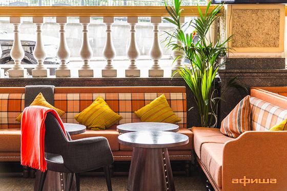 Ресторан Smoke Lounge/Кальянная №1 - фотография 16