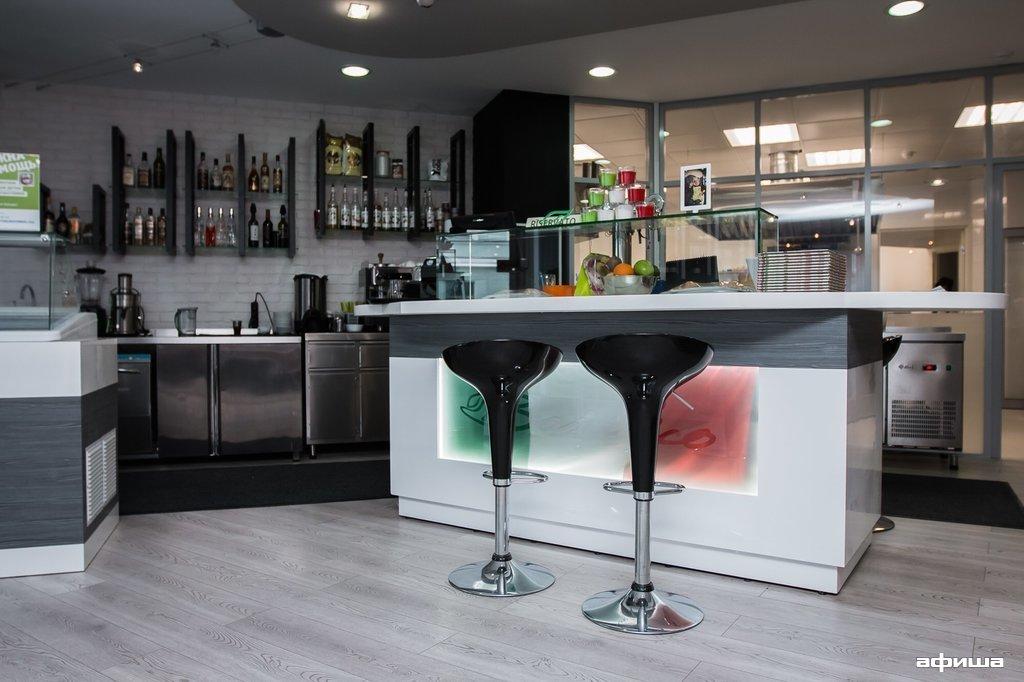 Ресторан Basilico Lounge - фотография 9