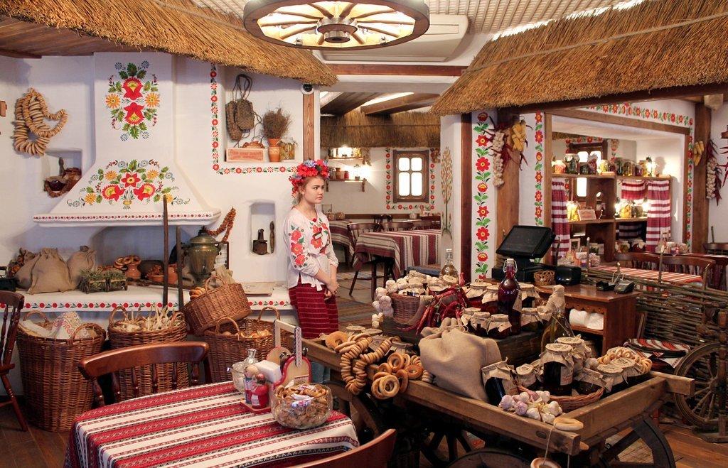 Ресторан Хуторок - фотография 9