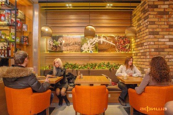 Ресторан Traveler's Coffee - фотография 12