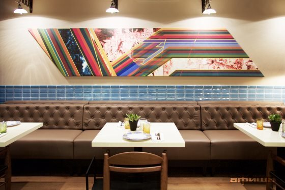 Ресторан Trattoria siciliana - фотография 9