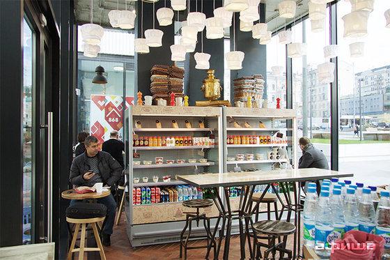 Ресторан Пироговая мануфактура - фотография 7