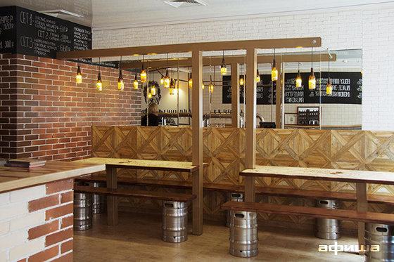 Ресторан Drunk Craft Bar - фотография 6
