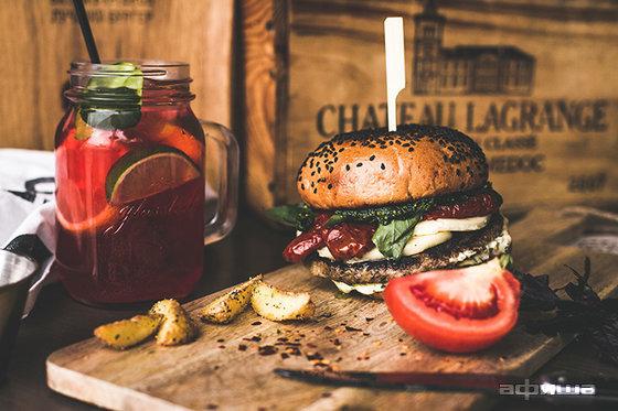 Ресторан Ferma Burger - фотография 6