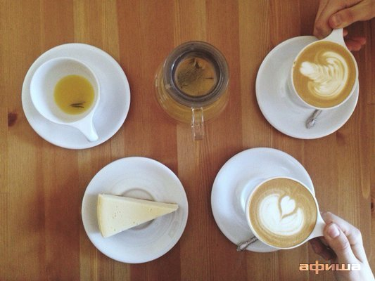Ресторан Edison Café - фотография 5