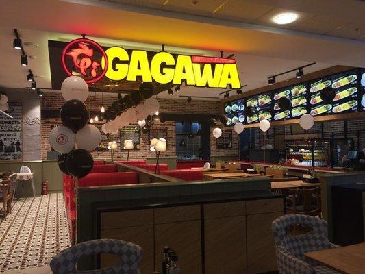 Ресторан Gagawa - фотография 2