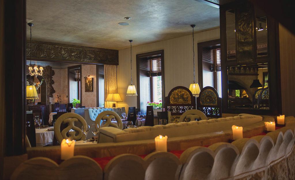 Ресторан Ноев ковчег - фотография 31