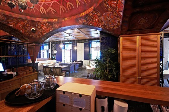 Ресторан Аджикинежаль - фотография 9